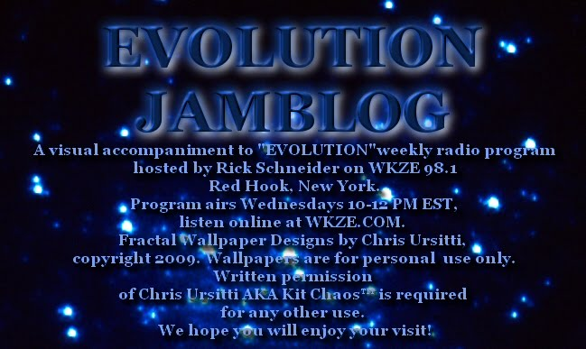 EVOLUTION JAMBLOG