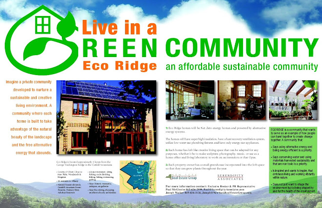 Live in a green community