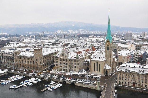 Frikadellen in Zürich