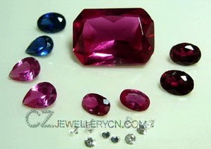 Lab Created Gemstones China Wholesale