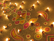 DIWALI MOMENTS AT HOME
