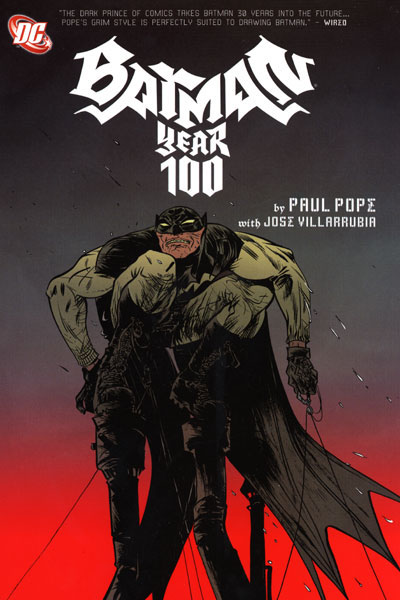 Batman Year 100
