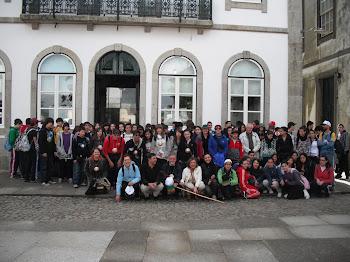 Alumnos de ESO da provincia de Pontevedra