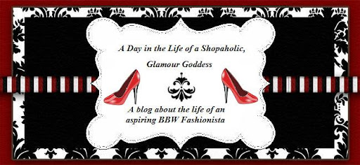 A Day in the Life of a Shopaholic, Glamour Goddess