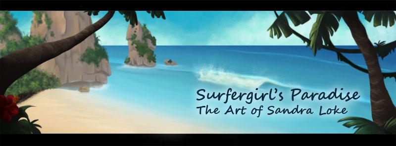 Surfergirl's Paradise