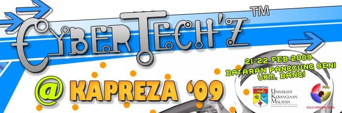 CyberTech'z KAPREZA '09