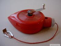 Малярный шнур отбойный в металлическом корпусе