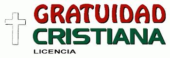 Licencia Gratuidad Cristiana