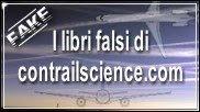 Il libri falsi di contrailscience.com