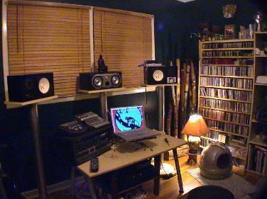 Cheap home studio