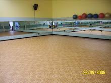 50 x 50 YMCA Aerobics Room