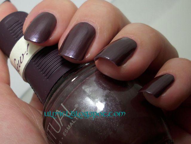 Did someone say nail polish?: SpaRitual - Shrewd