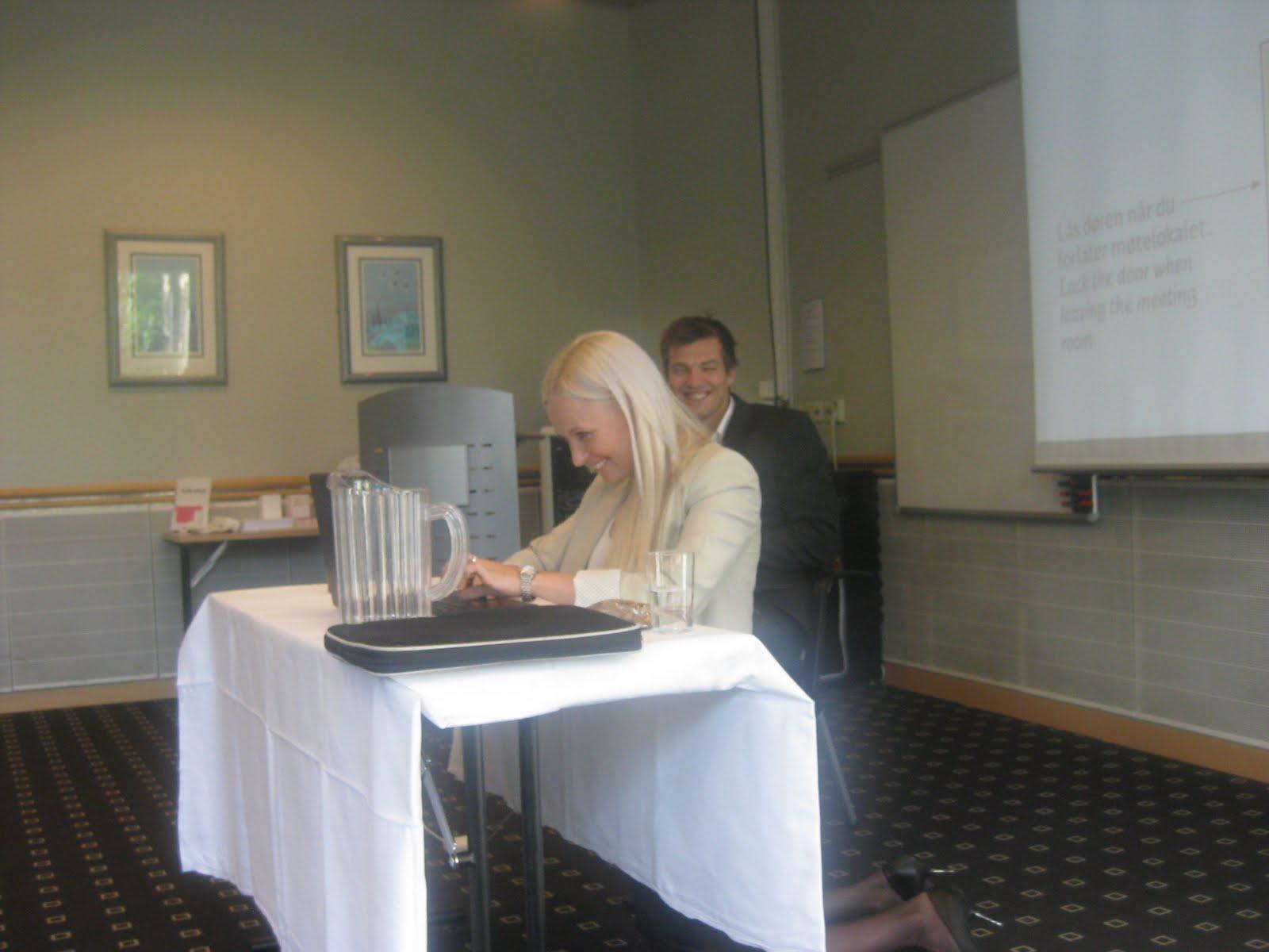 Turids Blog: Zinzino Møte i Oslo