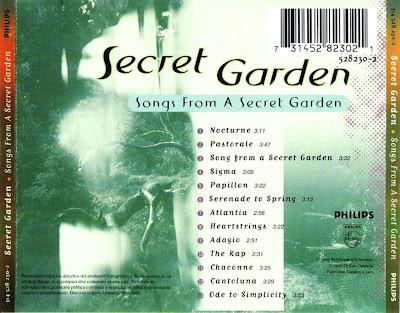 Secret Garden Songs From A Secret Garden Brilball