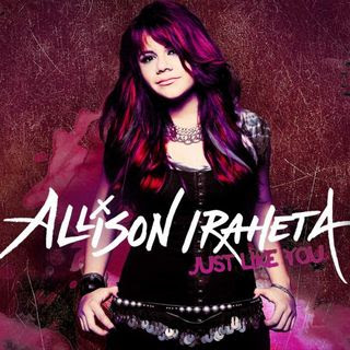 Allison Iraheta performed Just Like You Lyrics N Ringtone