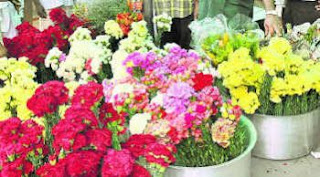 Bangalore flowers for celestial wedding in Madurai