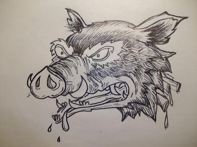 pig-sketch