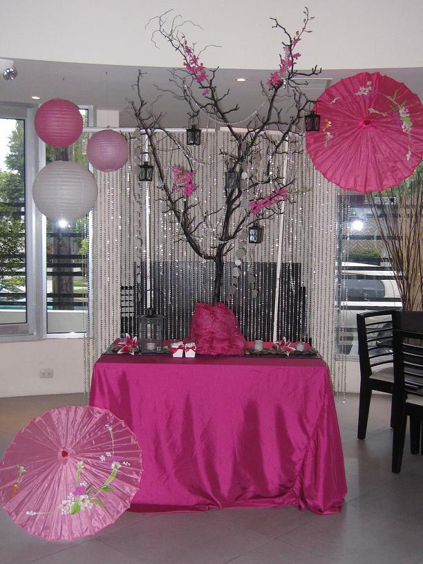 Decoracion Oriental Para Fiestas ~ Party Creations Fiesta Oriental