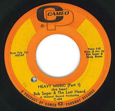Bob Seger The Last Heard Heavy Music Parts 12