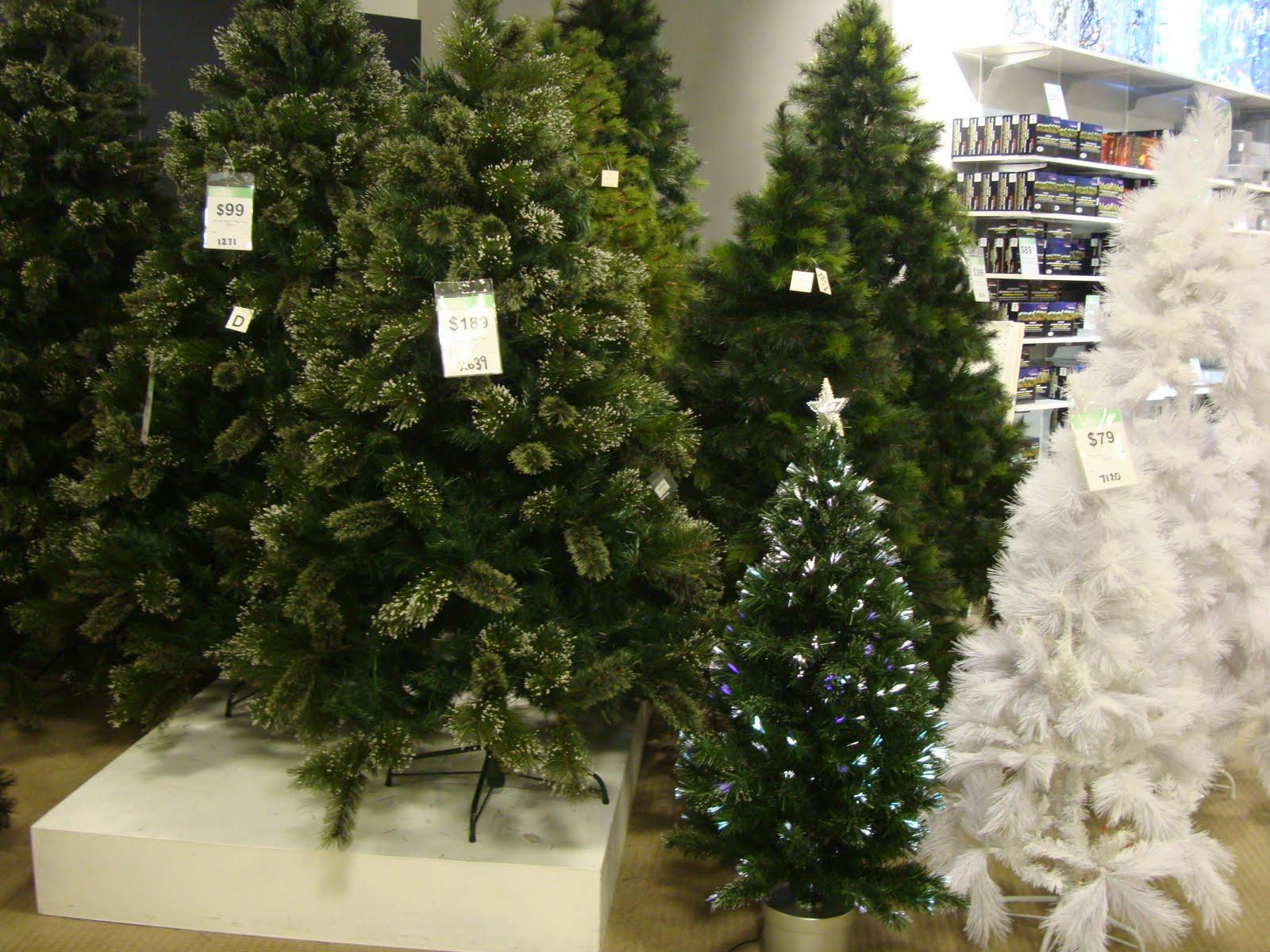 køb plastik juletræ