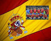 Spain appear as the world cup champion for