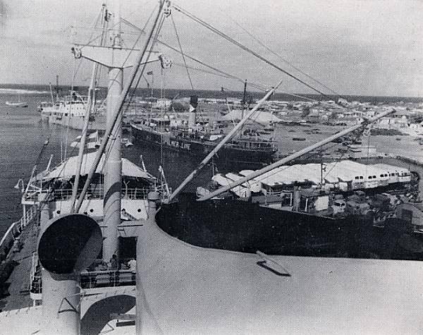puerto Mariel 1946-57