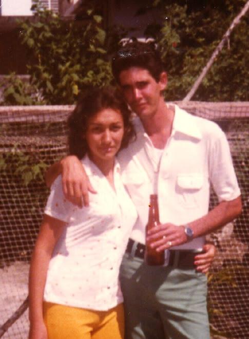 Mercedes Romero y Armando Martin