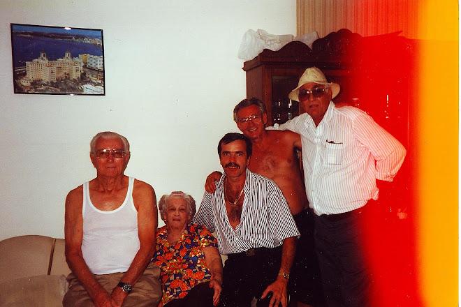 Familia Camueira y M.Priedes