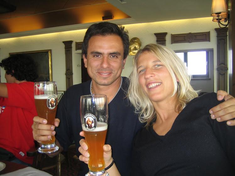Cerveceria Franziskaner, München, Alemania