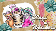 Find my digi images for Wags &#39;n Whiskers here: