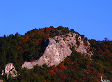 Les petits rochers de Saint Jean, Alpes de Haute Provence.