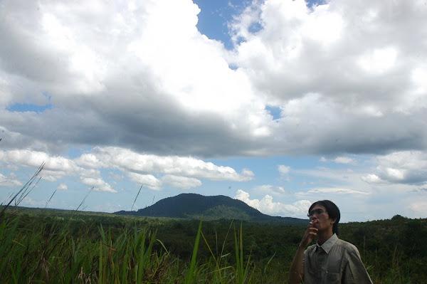 Lelaki dan Gunung