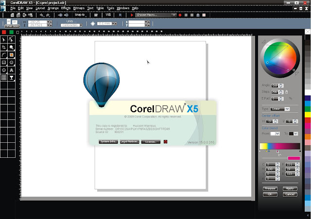Предлагаем бесплатно скачать CorelDRAW X5 на русском языке без регистрации.