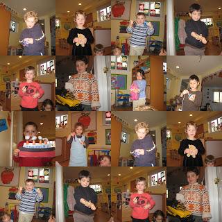 Kinder Gan Preschool Pre K: Letter T show and tell