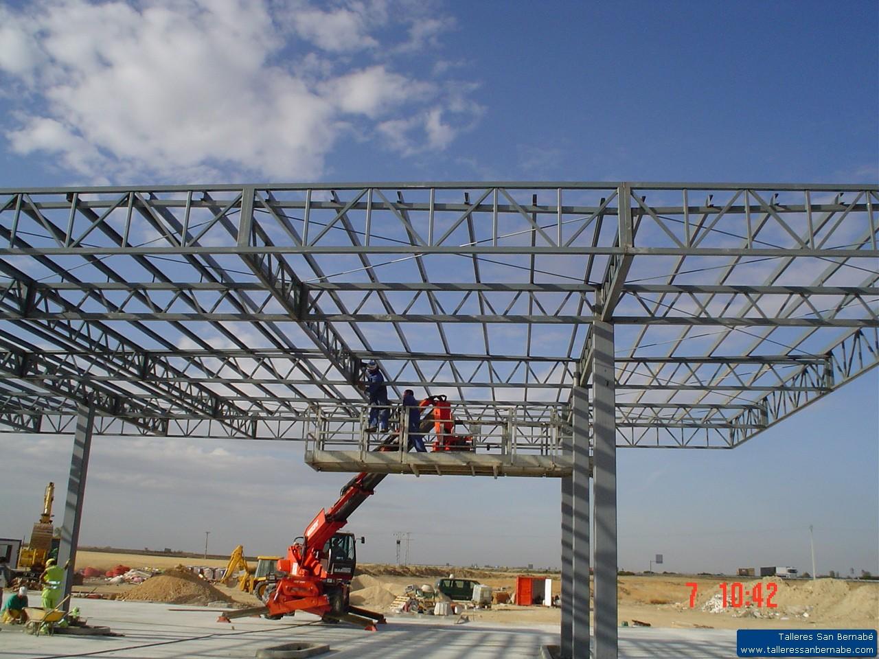 Estructuras metalicas estructuras metalicas - Fotos estructuras metalicas ...