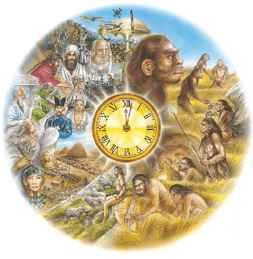 El origen del hombre y las primeras civilizaciones: Egipto y Mesopotamia