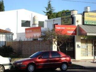 "Nuevo Local ""Tigre Vive Tigre Sigue"" en Don Torcuato"