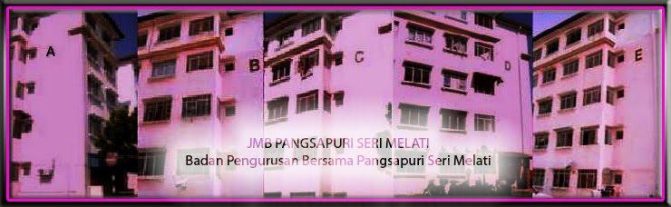 JMB PANGSAPURI SERI MELATI