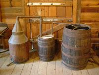 Whiskey still-West Point,Durham,NC