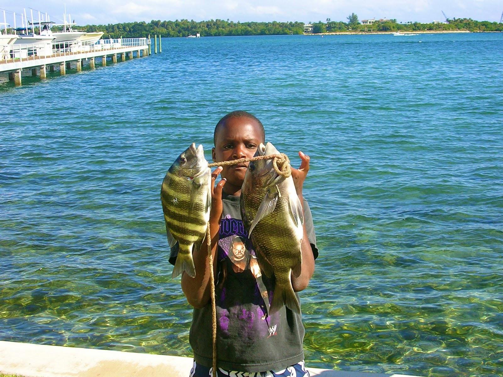 Florida fishing academy december 2010 for Delray beach fishing