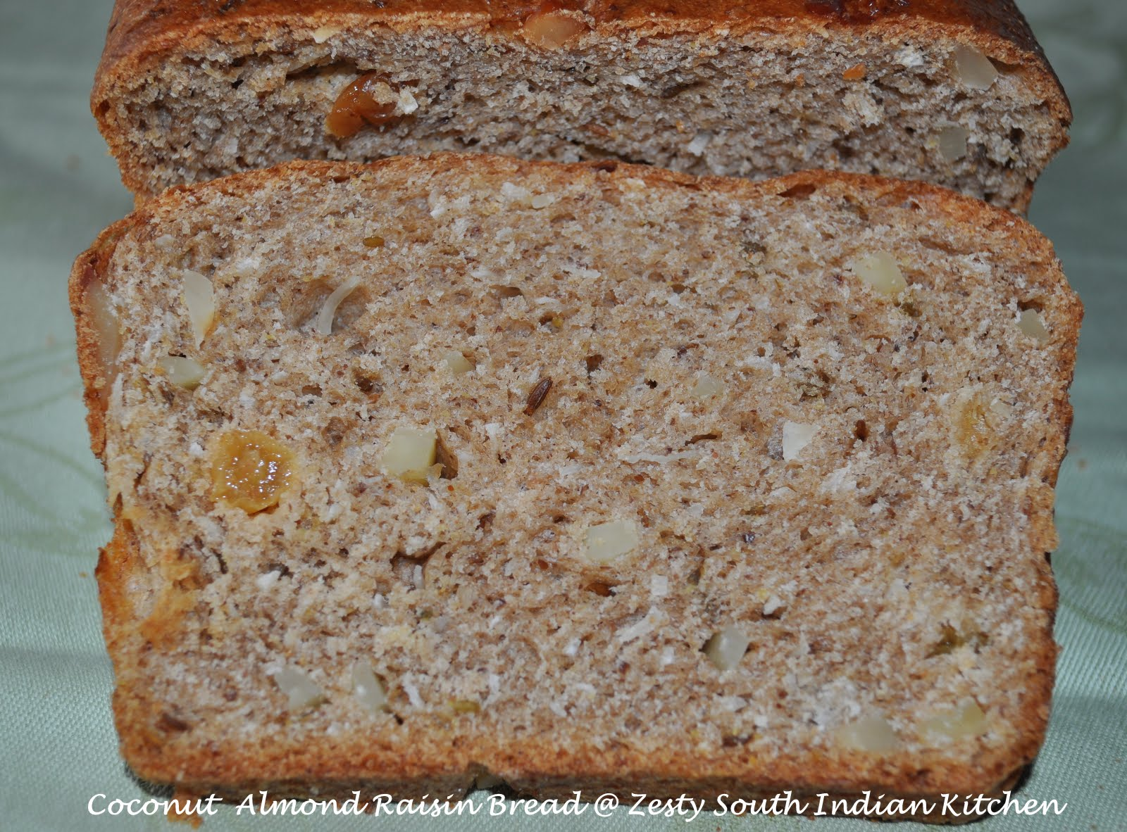 pineapple bread zucchini coconut bread indian coconut bread recipe ...