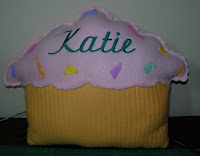 Katie's Cupcake, front view