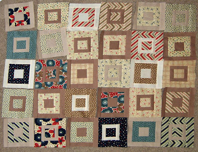 last 30 Paintbox Quilt Along blocks