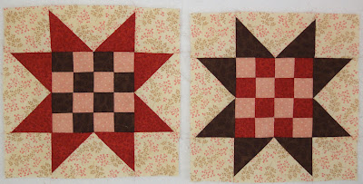 Greenpiece pieced block 6