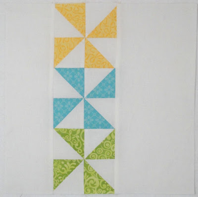 Pinwheel Party block 5