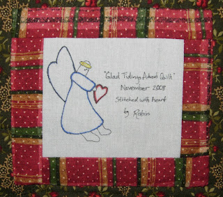 Glad Tidings label