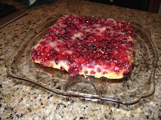 cranberry duff