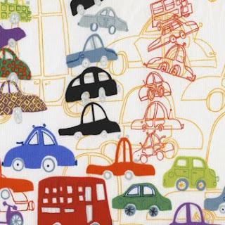 Alexander Henry, Traffic Jam