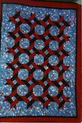 Brad's quilt