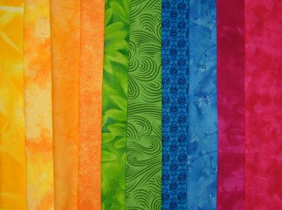 bright happy fabrics